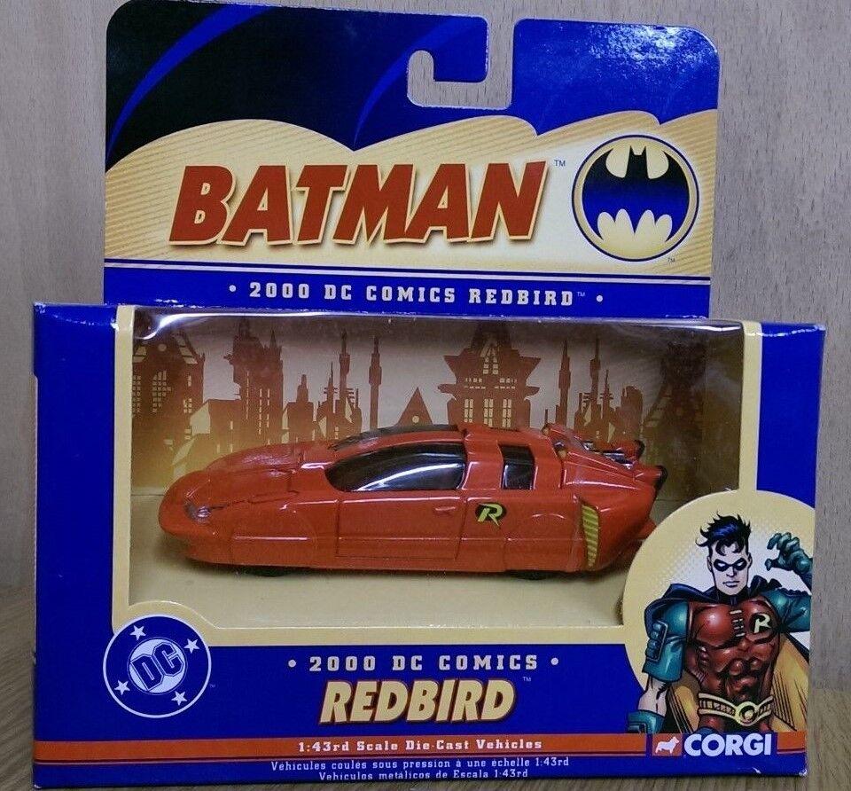 Corgi 77319 Batman DC Comics 1 43 2000's Redbird
