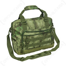 TACTICAL DOCUMENT BAG - MILTACS FG - Military Laptop Case Holder Camo MOLLE