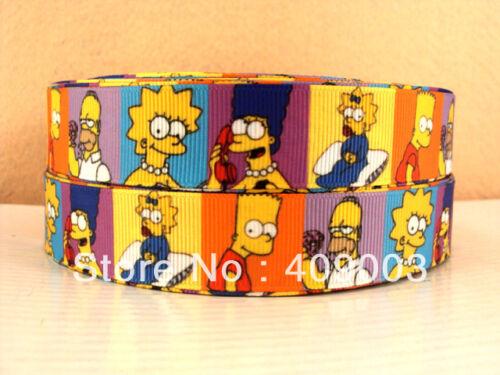 """Simpsons ruban 7//8 /""""Large 1m est seulement £ 0.99 nouveau"""