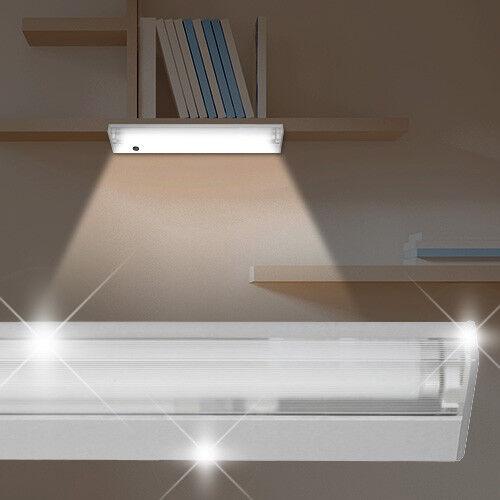 MIA Möbel ↔470mm  Silber  Lampe Möbellampe Möbelleuchte Unterbaulampe Unterbaule