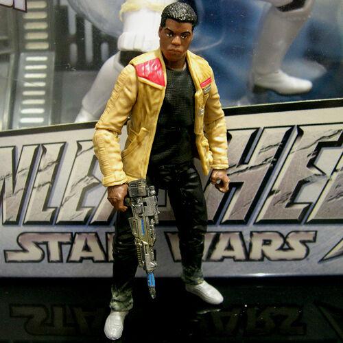 "STAR WARS the black series FINN the Force Awakens epVII 3.75/"" TBS Walmart"
