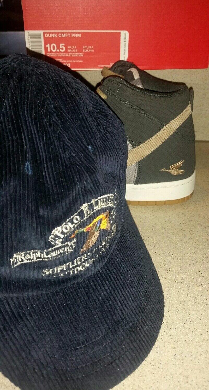 Nike Nike Nike Dunk Alto Cmft Duck Goose Velluto a Coste Social Club Atletico Lifestyle 6a66e1