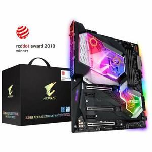 GIGABYTE Z390 AORUS Xtreme WATERFORCE Intel LGA1151/Z390/E