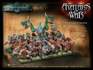 Avatars-of-War-Dwarf-Berserkers-Boxed-Set-aowpl01-Fantasy-28mm-Dwarves