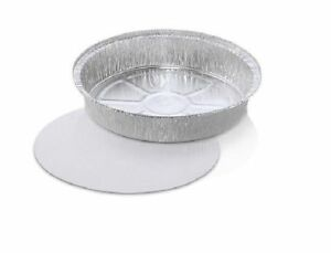 400 x Foil Containers No 12 Round Deep  400 x Lids Hot Cold Food Takeaways - Leeds, West Yorkshire, United Kingdom - 400 x Foil Containers No 12 Round Deep  400 x Lids Hot Cold Food Takeaways - Leeds, West Yorkshire, United Kingdom