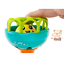 Develop Baby Intelligence Gums Plastic Hand Bell Rattle Xmas Birthday Gifts Hot