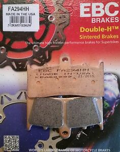 EBC-FA294HH-Sintered-Brake-Pads-Front-BMW-R1150GS-Adventure-R1150RS-R1200C