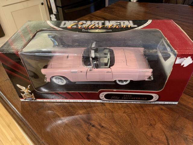 Yat Ming 1955 Road Signature Ford Thunderbird 1:18 Diecast Car