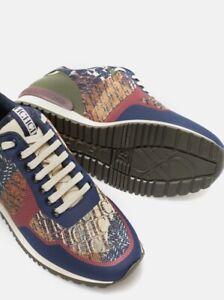 Deportivas-Sneakers-CH-Carolina-Herrera-Talla-40-Nuevas-Originales-Dots