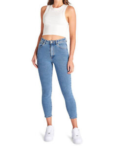 ABrand Jeans A High Skinny Ankle Basher Petite Jean