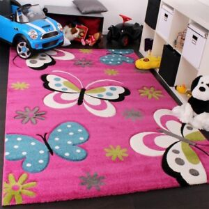 pink nursery rug baby girl bedroom carpet children soft play room