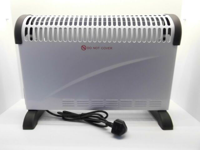 Vent Axia 474633 VACH2T-TC Portable Convector Heater with 24 Hour Timer 2kW
