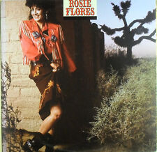 Rosie Flores - Same - LP - RAR -  washed - cleaned - L4292
