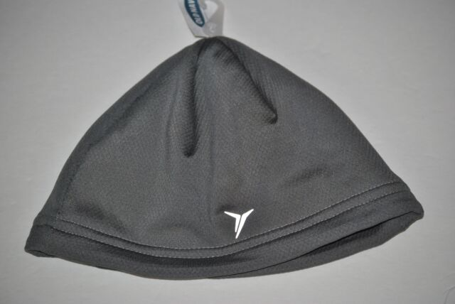 724722648 Old Navy Mens One Size Chrome Grey Performance Active Beanie Hat Ships