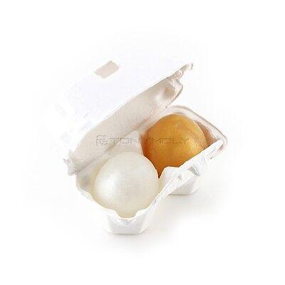 [TONYMOLY] Egg Pore Shiny Jewel Soap 50g*2ea / gold, silver content