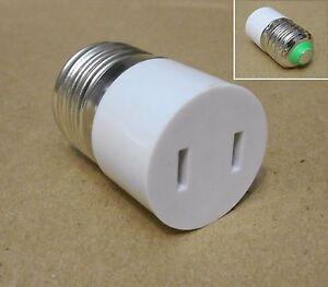 Image Is Loading E26 Light Bulb Base 120v 15a Female