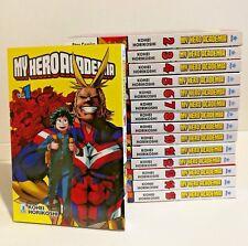 My Hero Academia 1/18 Serie Completa - Star Comics - ITALIANO NUOVO #NSF3