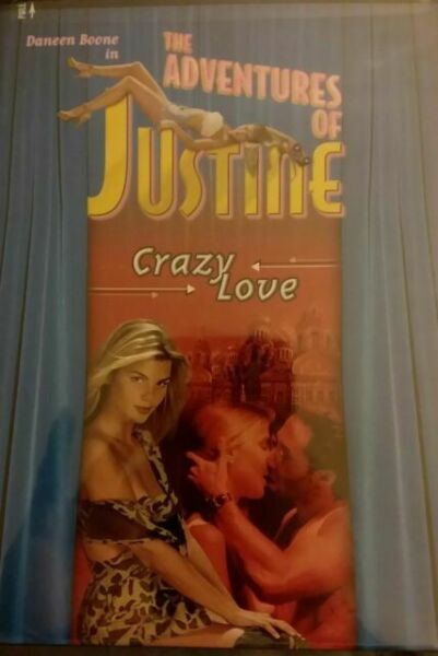 The Adventures Of Justine 5 Crazy Love Dvd 2001 Rare Oop Reg1 18 Usa For Sale Online -9426