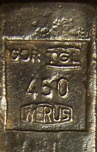 Alter-hammer-Produkt-GDR-Werus-450-Sammlerobjekt