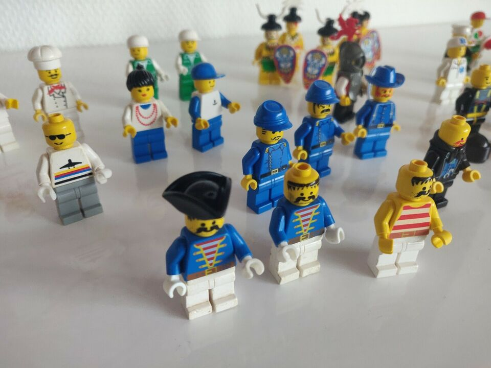 Lego andet, 1990
