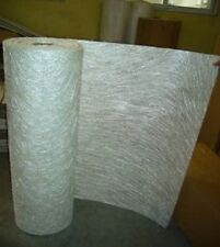 "Chop Strand Mat Fiberglass Mat 1.5oz x 50""- 100 lb Full Roll Free Shipping"