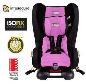 Infasecure Kompressor II Luxury Caprice Kid Baby Car Seat 0-4 year ...