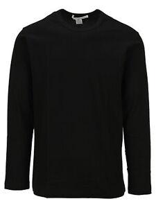 COMME-DES-GARCONS-Men-039-s-Clothing-T-Shirts-amp-Polos-Black-NIB-Authentic