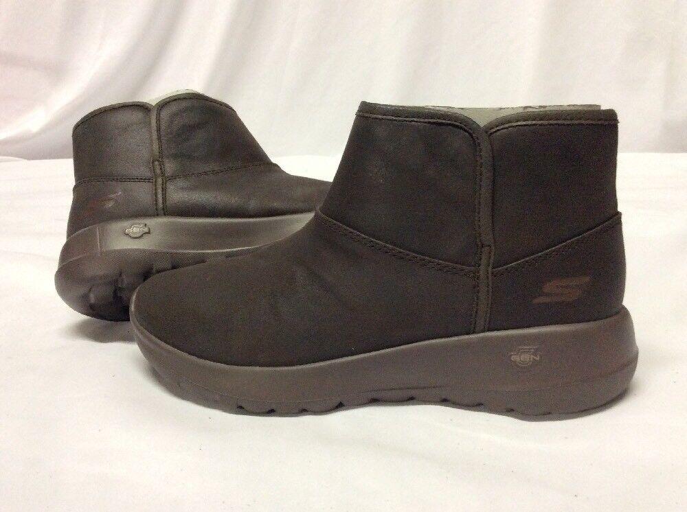 SKECHERS Winter Women's Boots , Brown Size 6