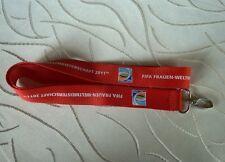 FIFA 2011 Womens WM Lanyard / Schlüsselband NEU
