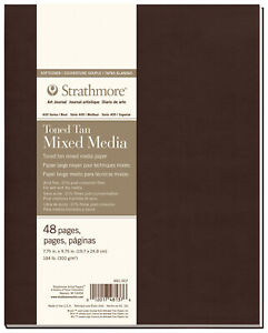 """401-24 STRATHMORE 400 SERIES ST 24/"""" X 10 YD HEAVYWEIGHT DRAWING PAPER ROLL"""