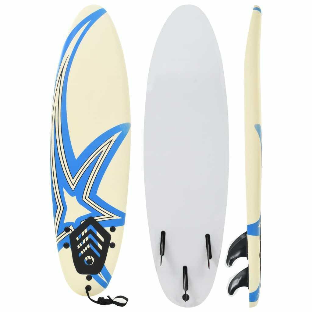 vidaXL Tavola da Surf Design Mosaico Adulti Bambini Sup Paddle Sport Acquatico