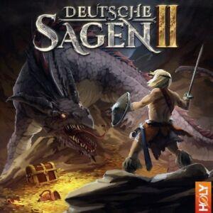 DEUTSCHE-SAGEN-II-HOLY-KLASSIKER-23-CD-NEW