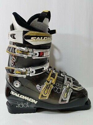 Salomon Idol Energizer 80 schwarz Skischuhe Mondo Größe 25.0 297 mm | eBay