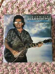 GEORGE HARRISON VINYL cloud nine LP SEALED 1987 Dark Horse BEATLES no bar code