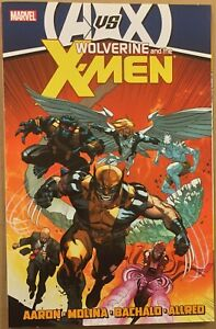 Wolverine-and-the-X-Men-Vol-4-NM-tpb-Aaron-Molina-Bachalo-Marvel