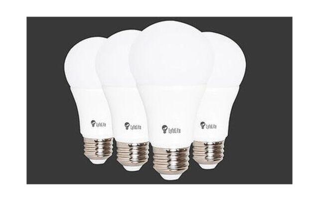 Lyfelite Rechargeable Emergency Led Light Bulb 4 5 Hour Lighting