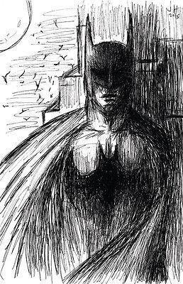 BATMAN ARKHAM ORIGINS ~ BATMAN REACH 22x34 VIDEO GAME POSTER Moon Gotham