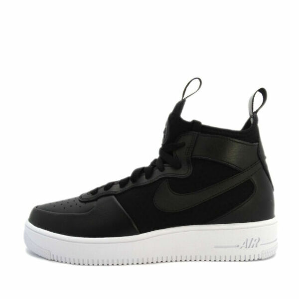 Size 11 - Nike Air Force 1 Ultraforce Mid Black - 864014-001 for ...