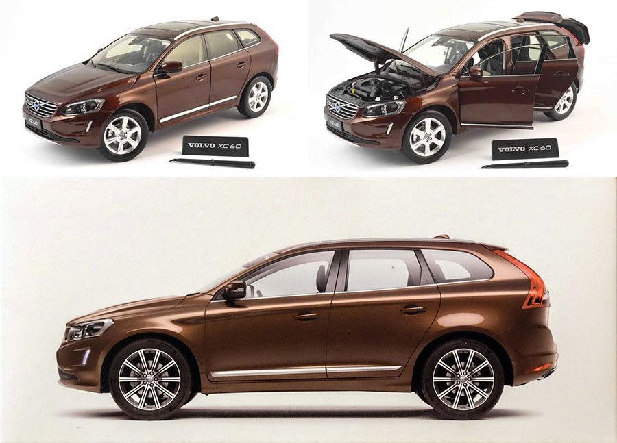 tiendas minoristas 2015 volvo xc60 xc60 xc60 en rich Java Limited bronce SUV 1 18 Ultimate DIECAST 88200  wholesape barato