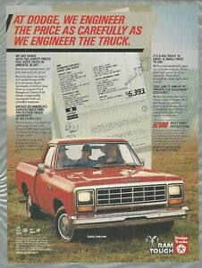 1984-DODGE-RAM-PICKUP-advertisement-Dodge-Ram-D100-pickup