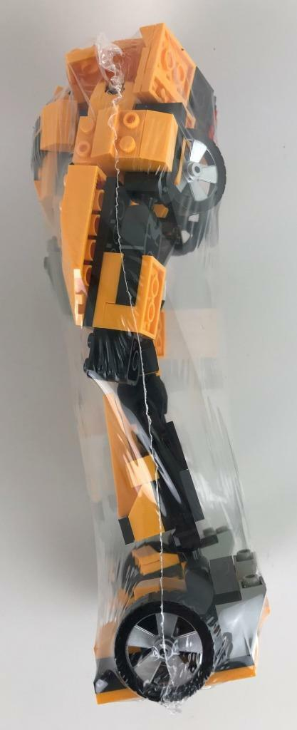 NIB Brand New HASBRO KRE-O TRANSFORMERS Movie BUMBLEBEE Yellow Yellow Yellow Action Figure Set 1a2834