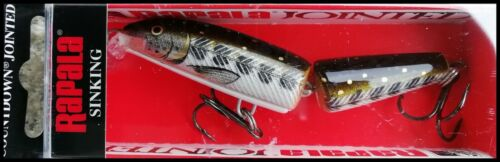 color VERY RARE RAPALA COUNTDOWN JOINTED CDJ 9 cm MD Muddler