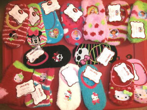 b65652a8e Image is loading Holiday-Christmas-Slipper-Fuzzy-Anklet-Socks-You-Choose-