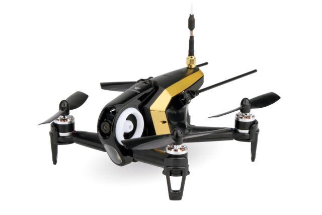 Walkera FPV corse-quadrocopter RODEO 150 RTF Nero - DRONE FPV CON VIDEOCAMERA HD