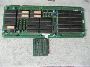 DYNAMITE-COP-sega-model-2a-ROM-BOARD-ONLY-arcade-game-pcb-board-C10