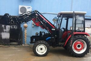 Tractors-farming-60-HP-Brand-New-with-Implements