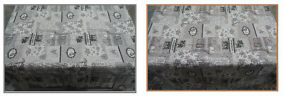 Provided Tovaglia Tavola Cucina Shabby Cotone Loneta Irge 6 12 Posti Shabby Paris Rose Bedding Other Bedding
