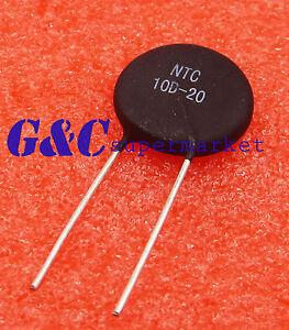 5PCS 10D-20 ORIGINAL NTC Thermistor NEW GOOD QUALITY