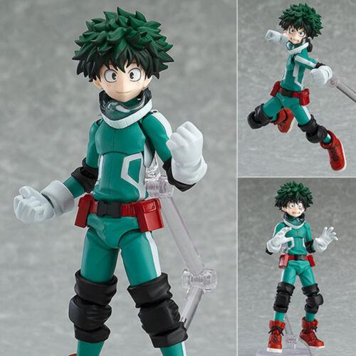 Figma 323# Anime My Hero Academia Midoriya Izuku Action Figure Toy Gift