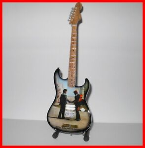 PINK FLOYD GUITAR MINIATURE Collection WISH YOU WERE HERE David Guilmour rock 70